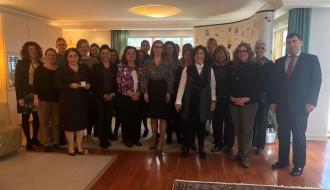 Finlandiya Büyükelçiliği Dünya Kadınlar Günü Etkinliği (9 Mart 2018)